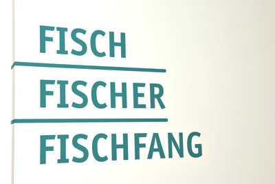 Fisch-Fischer-Fischfang