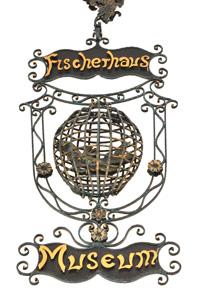 Fischereimuseum-Gitter